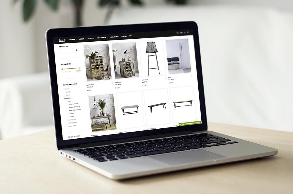 Starte nettbutikk - Woocommerce